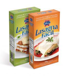 Lasagna Fácil