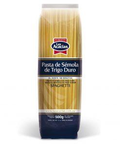 Pasta de Sémola de Trigo Duro Spaghetti