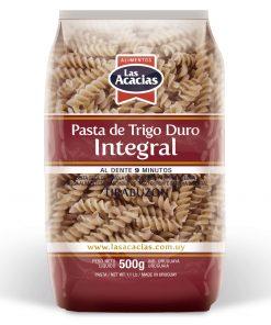 Pasta de Trigo Duro Integral Tirabuzón