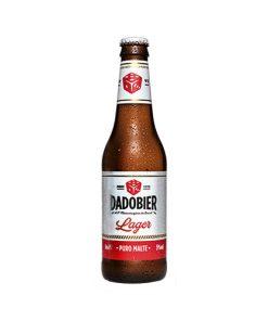Cerveza Dado Bier Lager Botella 350ml