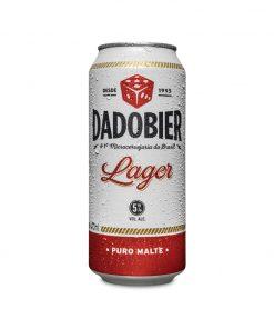 Cerveza Dado Bier Lager Lata 473ml