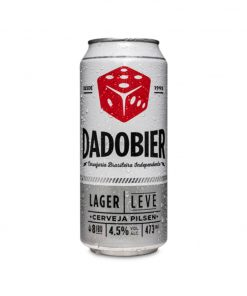 Cerveza Dado Bier Lager Leve Lata 473ml