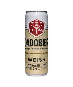 Cerveza Dado Bier Weiss Lata 350ml